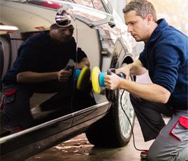 Autobedrijf Kruythof is sinds jaar en dag gespecialiseerd in schadeherstel van uw auto