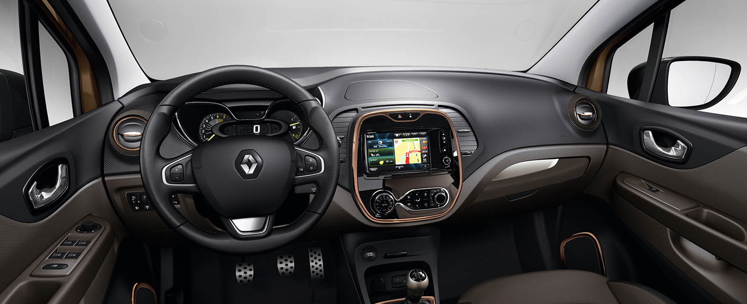 Renault interieur